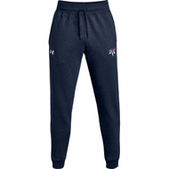 LCL Under Armour Men's Hustle Fleece Jogger - Midnight Navy (LCL-101-NY)