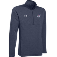 LCL Under Armour Men's Peak Performance Fleece ¼ Zip - Navy (LCL-103-NY)