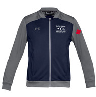 TCT Under Armour Men's Challenger II Track Jacket - Navy (TCT-105-NY)