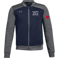 TCT Under Armour Youth Challenger II Track Jacket - Navy (TCT-305-NY)