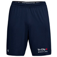 TCT Under Armour Adult Team Raid Short 2.0 - Navy (TCT-004-NY)
