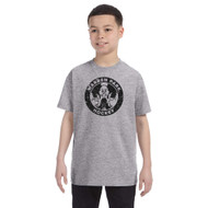 WPH Gildan Youth Heavy Cotton T-Shirt - Sport Grey (WPH-301-SG)