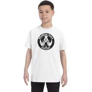 WPH Gildan Youth Heavy Cotton T-Shirt - White (WPH-301-WH)