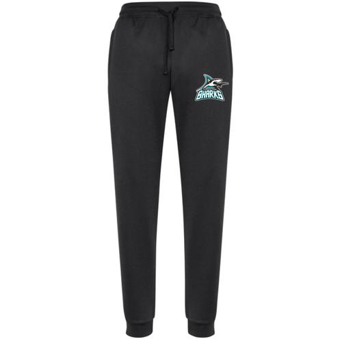 Scarborough Sharks Biz Collection Men's Hype Pant - Black (SSH-106-BK)