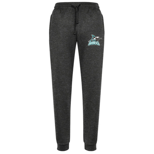 Scarborough Sharks Biz Collection Men's Hype Pant - Black Marle (SSH-106-BM)