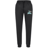 Scarborough Sharks Biz Collection Women's Hype Pant - Black (SSH-206-BK)