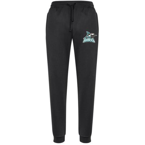 Scarborough Sharks Biz Collection Women's Hype Pant - Black (SSH-206-BK)