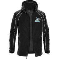 Scarborough Sharks Stormtech Youth Road Warrior Thermal Shell- Black/White (SSH-312-BK)