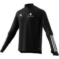 SLC Adidas Men's Condivo 20 Training Top - Black (SLC-108-BK)