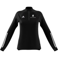 SLC Adidas Women's Condivo 20 Training Top - Black (SLC-208-BK)