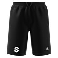 SLC Adidas Men's Clima Tech Pocketed Short - Black (SLC-110-BK)