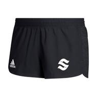 SLC Adidas Women's Game Mode Training Short - Black (SLC-211-BK)