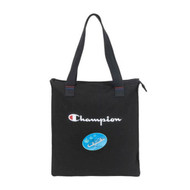 CLS Champion The Shuffle Shopper Tote - Black (CLS-054-BK.CG-CH1154-BLA-OS)