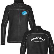 CLS Stormtech Women's Reactor Fleece Shell - Black (CLS-210-BK)