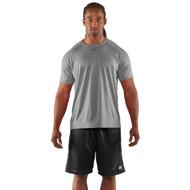 FNF Under Armour Men's Short Sleeve Tee - True Grey (FNF-101-TG)