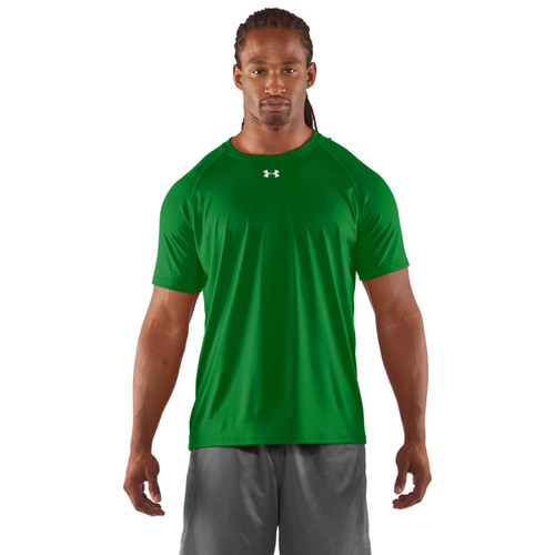 FNF Under Armour Men's Short Sleeve Tee - Kelly Green (FNF-101-KE)