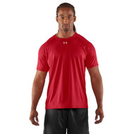 FNF Under Armour Men's Short Sleeve Tee - Red (FNF-101-RE)