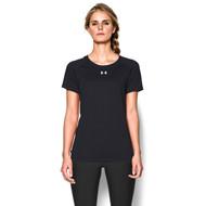 FNF Under Armour Women's Short Sleeve Tee - Black (FNF-201-BK)