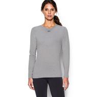 FNF Under Armour Women's Long Sleeve Tee - True Grey (FNF-202-TG)