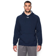 FNF Under Armour Men's Rival Fleece Hoodie - Navy (FNF-103-NY)