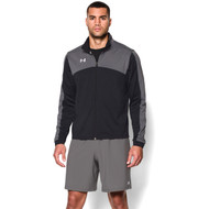 FNF Under Armour Men's Futbolista Jacket - Black (FNF-104-BK)