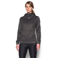 FNF Under Armour Women's Storm Fleece Hoodie - Carbon (FNF-205-CB)