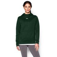 FNF Under Armour Women's Storm Fleece Hoodie - Forest (FNF-205-FO)