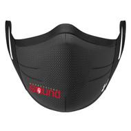 Harbourtown Sound Under Armour Sportsmask Face Mask - Black (HTS-053-BK)