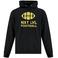 NLF ATC Men's Everyday Fleece Hoodie - Black (NLF-102-BK)