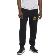 NLF Russell Men's Dri-Power Closed-Bottom Pocket Sweatpants - Black (NLF-114-BK)