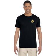 Ontario District Gildan Men's Softstyle T-Shirt - Black (ONT-101-BK)