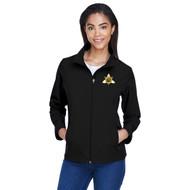 ONT 75th Anniversary Team 365 Ladies Jacket - Black (ONT-215-BK)