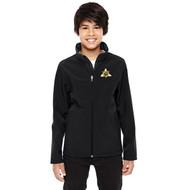 ONT 75th Anniversary Team 365 Youth Jacket - Black (ONT-315-BK)