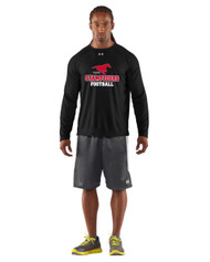 BMFA Under Armour Men's Long Sleeves Locker T-Shirt - Black