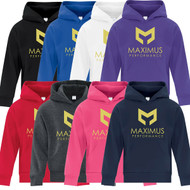MXP ATC Youth Everyday Fleece Hooded Sweatshirt (Design 02) - Optional (MXP-304)