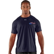 Newmarket Stingrays Under Armour Men's Game Short Sleeve Locker Tee - Navy/White