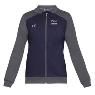 Stingrays Under Armour Challenger Women's Jacket - Navy