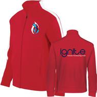 IGN Augusta Sportwear Men's Medalist Jacket 2.0 - Red/White (IGN-101-RE)