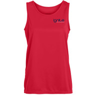 IGN Augusta Sportswear Ladies Training Tank (Coaches) - Red (IGN-207-RE)
