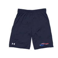 Newmarket Stingrays Under Armour Game Team Raid Short - Youth - Navy/White