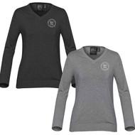 BHH Stormtech Women's Laguna V-Neck Sweater - Optional (BHH-206)