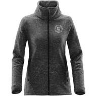 BHH Stormtech Women's Tundra Sweater Fleece Jacket - Dolphin Heather (BHH-208-DO)