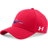 Newmarket Stingrays UA Blitzing Team Cap - Red (NSW-015-RE)