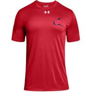 NSW Under Armour Men's Locker 2.0 Short Sleeve - Red (NSW-105-RE)