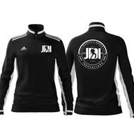 JDI Adidas Youth Track Jacket - Black (JDI-301-BK.AD-DW6756)