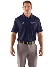 Newmarket Stingrays UA Performance Team Polo - Navy/White - Men's