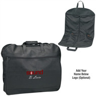 Harbourtown Uniform Garment Bag - Black (HTS-051-BK.DE-PL951-BLA-OS)