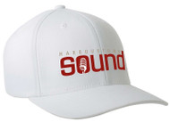 Flexfit Cool/Dry Pro-Performance Hat - White (HTS-052-WH.TE-FF110C-WHI-OS)