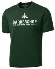 Ontario District Pro Short Sleeve Authentic Men's T-Shirt - Forest (ONT-007-FO)