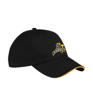 CMFA ATC Sandwich Bill Cap - Black/Gold